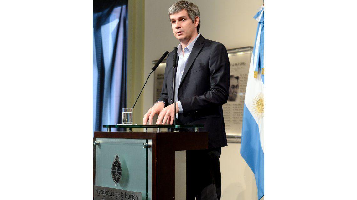 Peña: Sabbatella no puede desconocer la autoridad presidencial