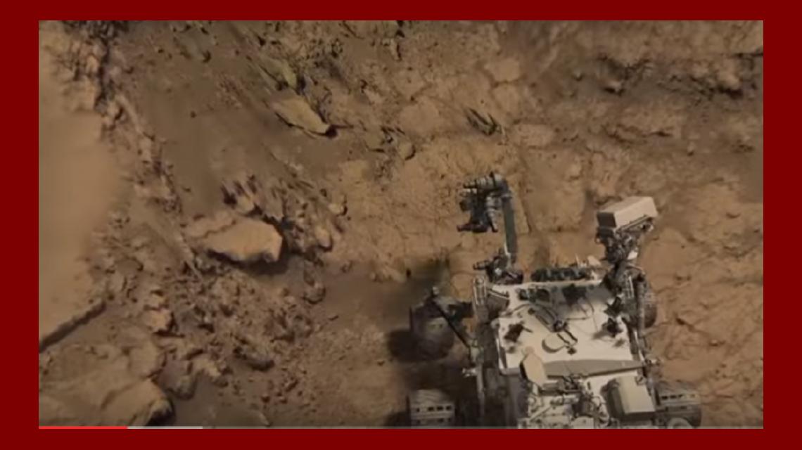 La NASA difundió un video con todos los logros del 2015
