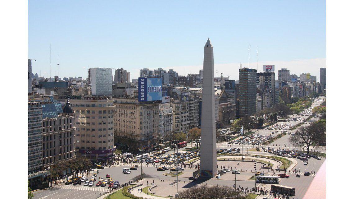 Sábado de gran amplitud térmica en Capital y Gran Buenos Aires