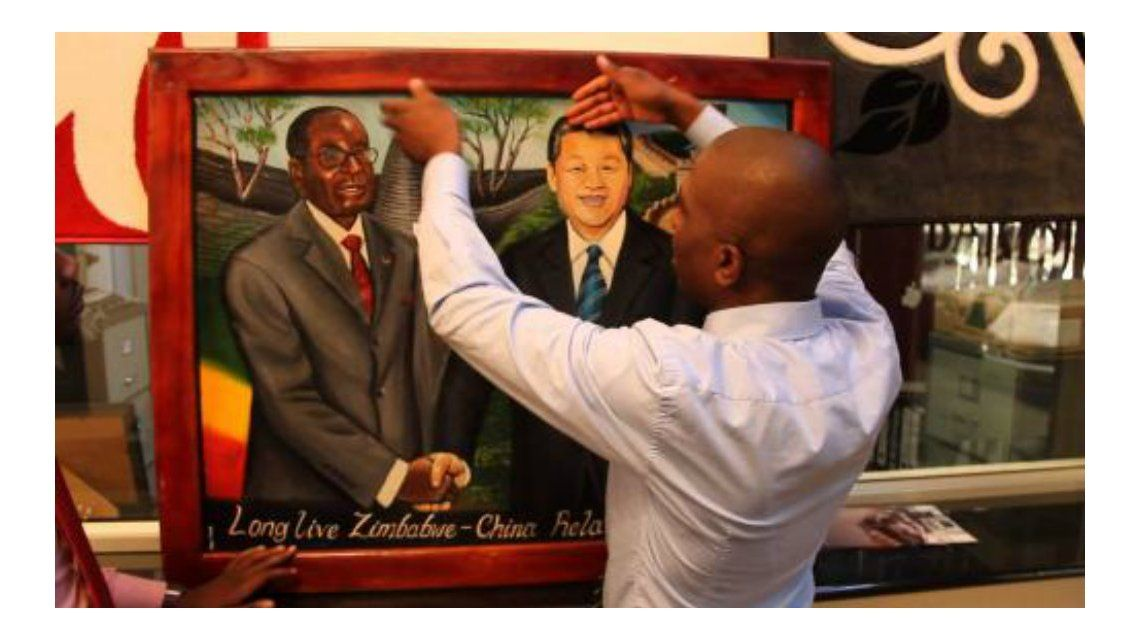 Zimbabue adopatará el yuan como moneda porque China pagará su deuda