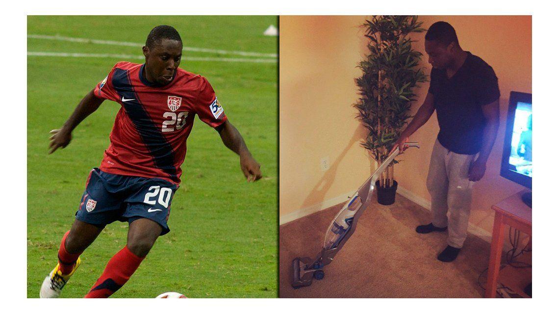 La promesa que no fue: era el nuevo Pelé y ahora vende aspiradoras en Twitter
