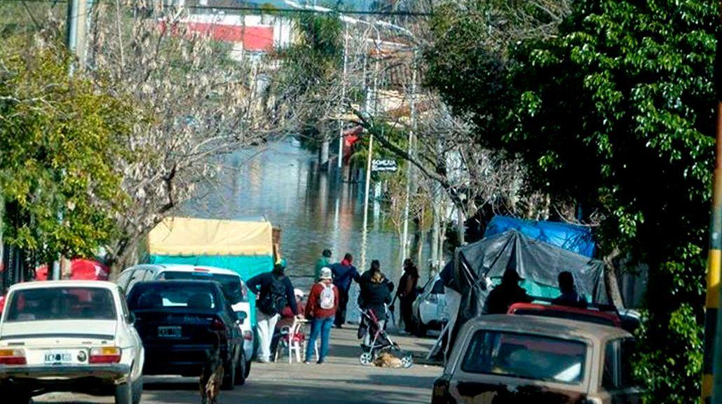 El Ministerio de Salud de la Nación envió ayuda a Entre Ríos