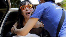 La abogada de Moria denunció que le robaron documentos de la causa