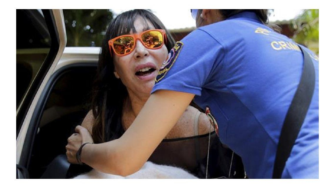 La abogada de Moria Casán denunció que le robaron documentos importantes de la causa