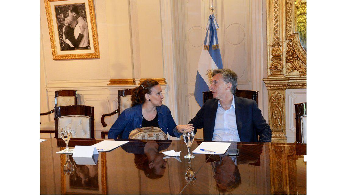 #PanamáPapers Michetti: El Presidente está súper tranquilo