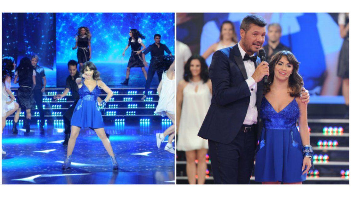 Lali Espósito, en el Bailando: shows en vivo y una desopilante perlita del teatro