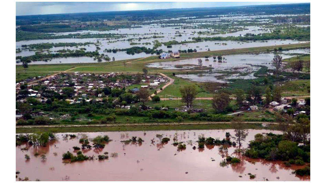 El gobierno aseguró que la situación en Formosa está controlada