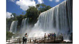 Cataras del Iguazú, Misiones