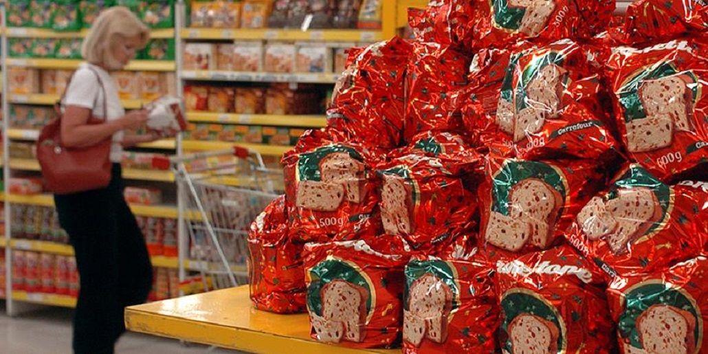 Canasta navideña oficial vs. canasta del súper: ¿cuánto cuesta cada una?