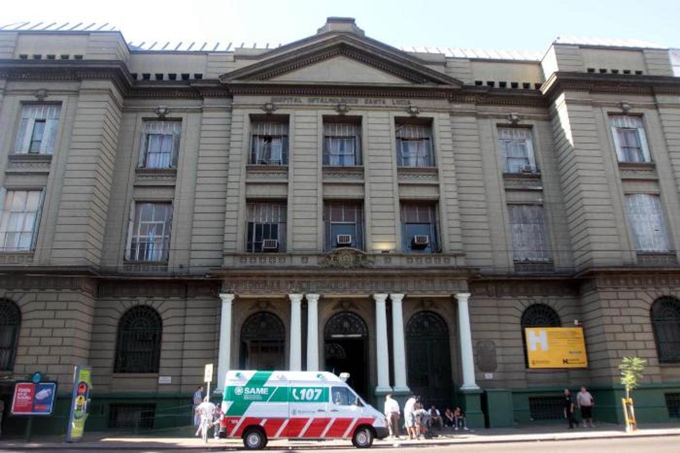 En el Hospital Santa Lucía hubo 35 heridos por pirotecnia y cinco deberán ser operados