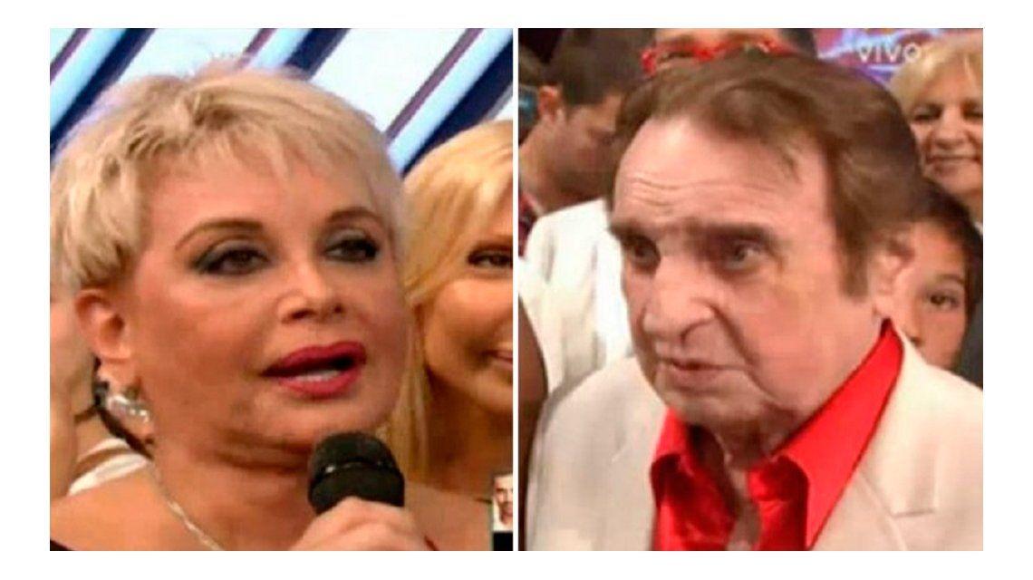 Santiago Bal y Carmen Barbieri, cara a cara: conmovedor encuentro con Fede