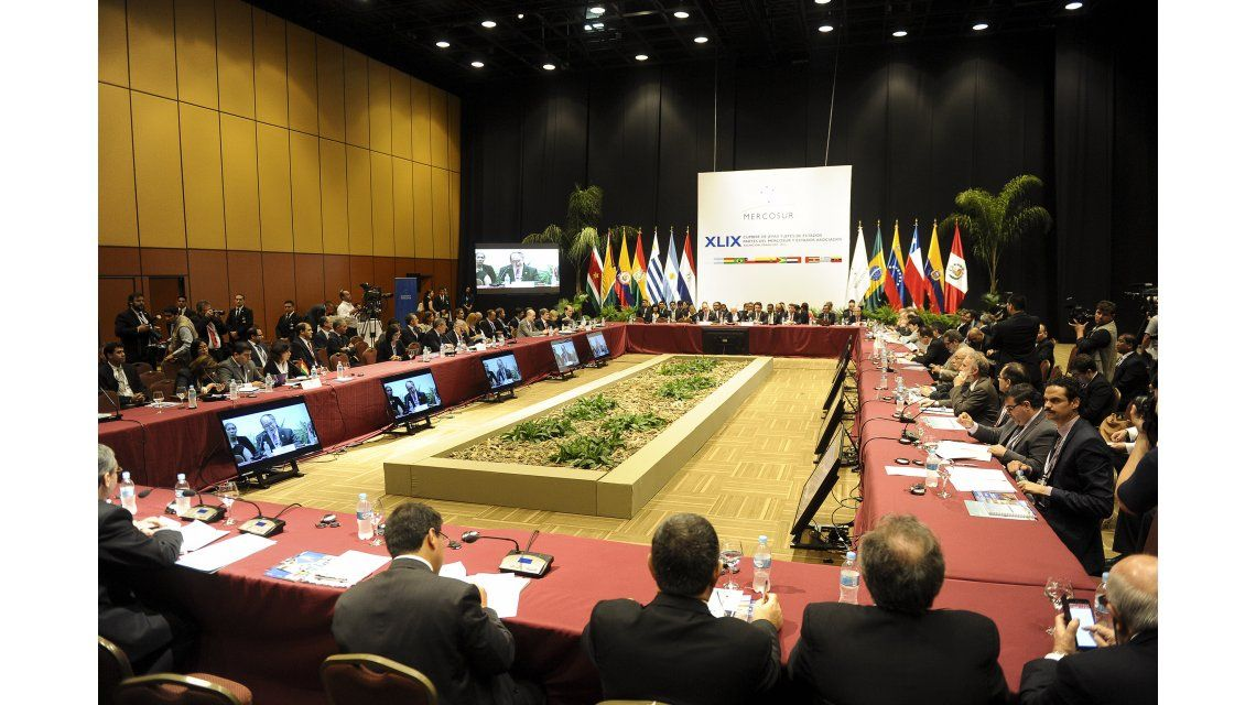 Cancilleres de la región ven optimismo en el gobierno de Macri