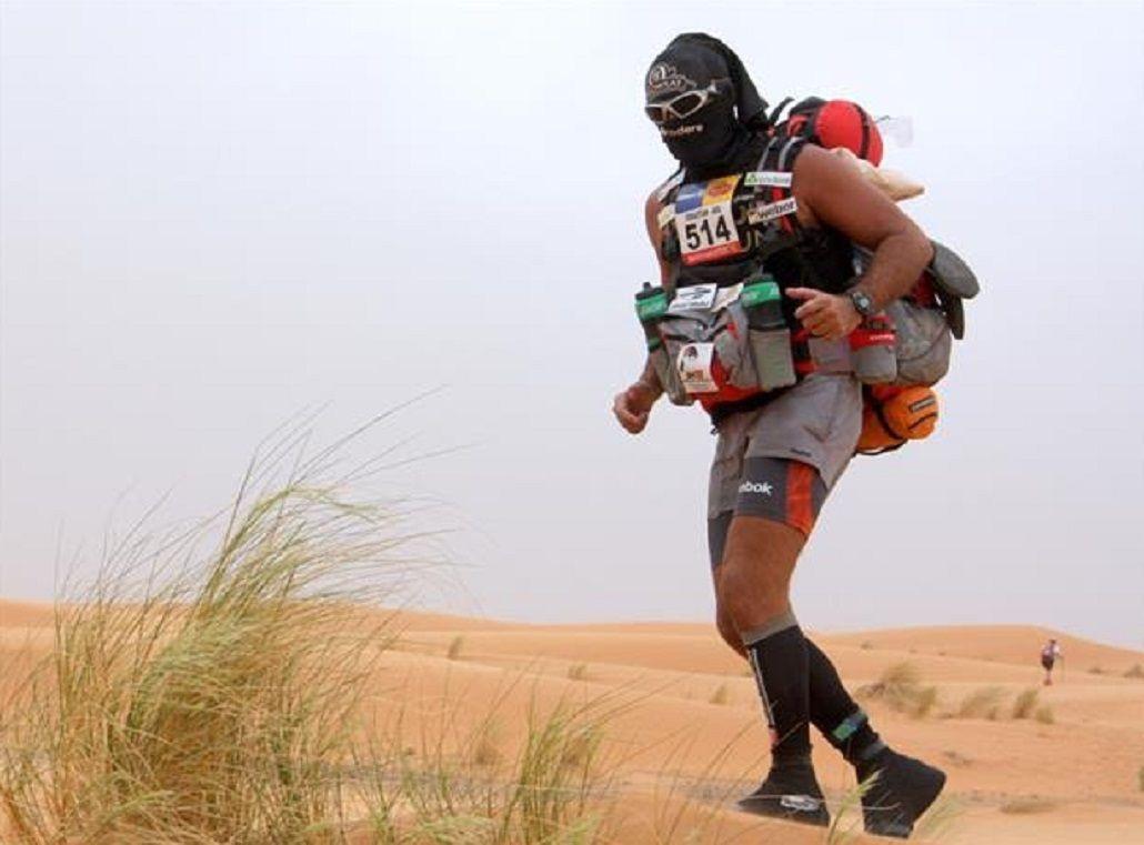 La historia del deportista que odiaba correr y hoy es un ultramaratonista