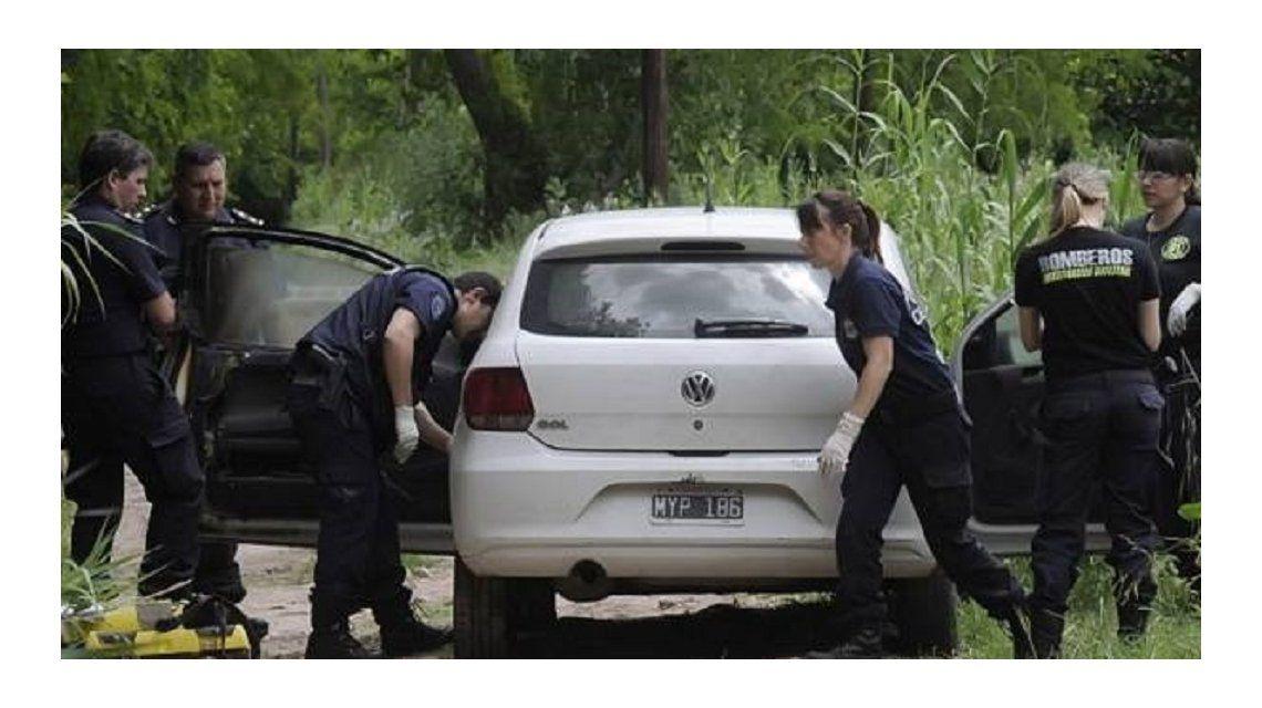 Detuvieron a la concubina del abogado asesinado dentro de su auto