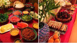 Opciones veganas para la cena de las Fiestas