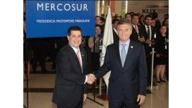 Las frases más destacadas de Macri en su primer discurso ante el Mercosur