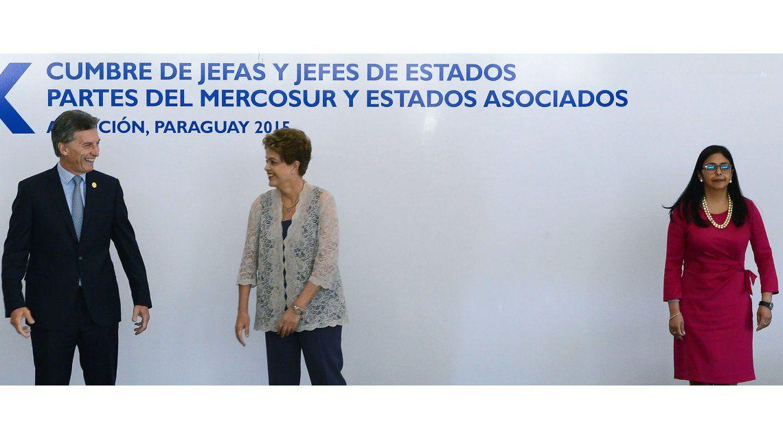 Los presidentes de la región, presentes en la cumbre del Mercosur