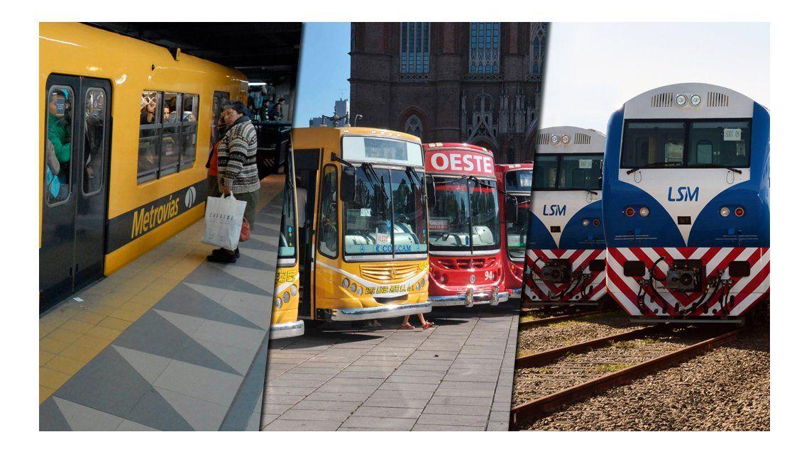 El macrismo impulsará una tarifa única para combinar varios transportes