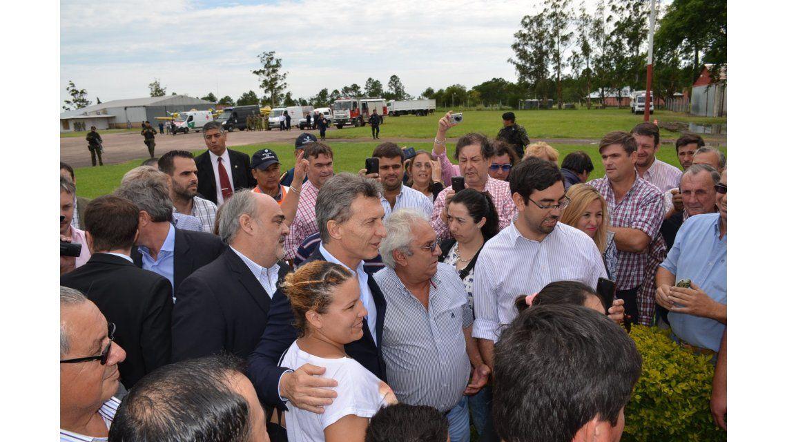 Macri: El gran desafío es dejar de ser el granero para convertirnos en el supermercado del mundo
