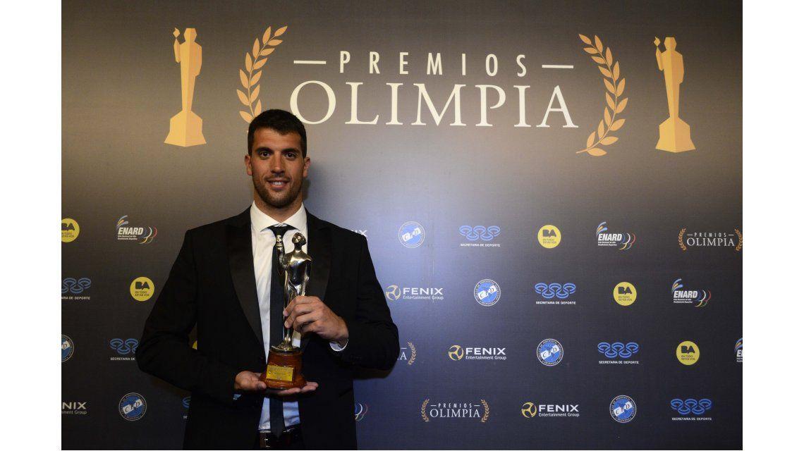 Las fotos de la entrega de los premios Olimpia