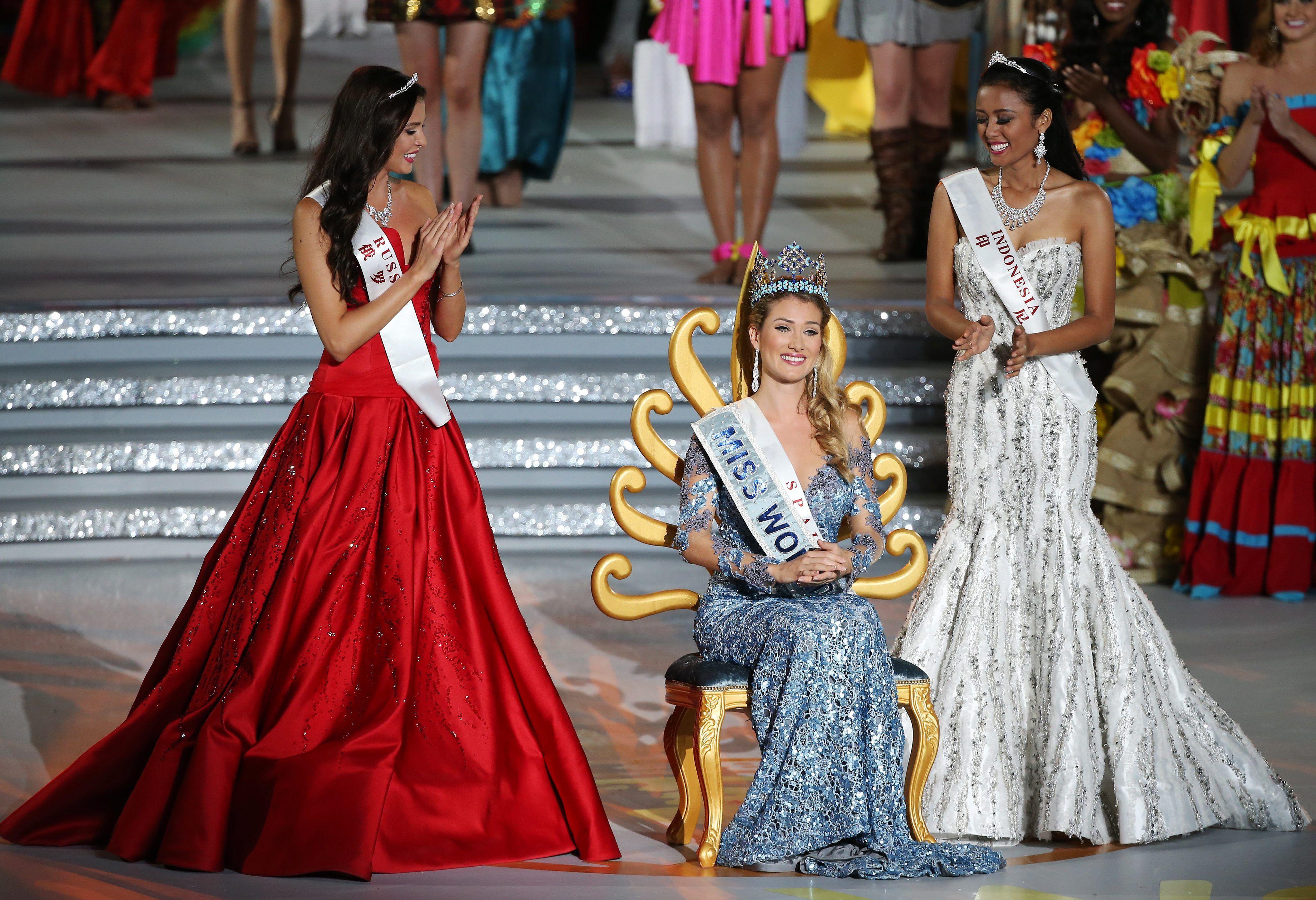 La elección de Mis Mundo 2015 en imágenes