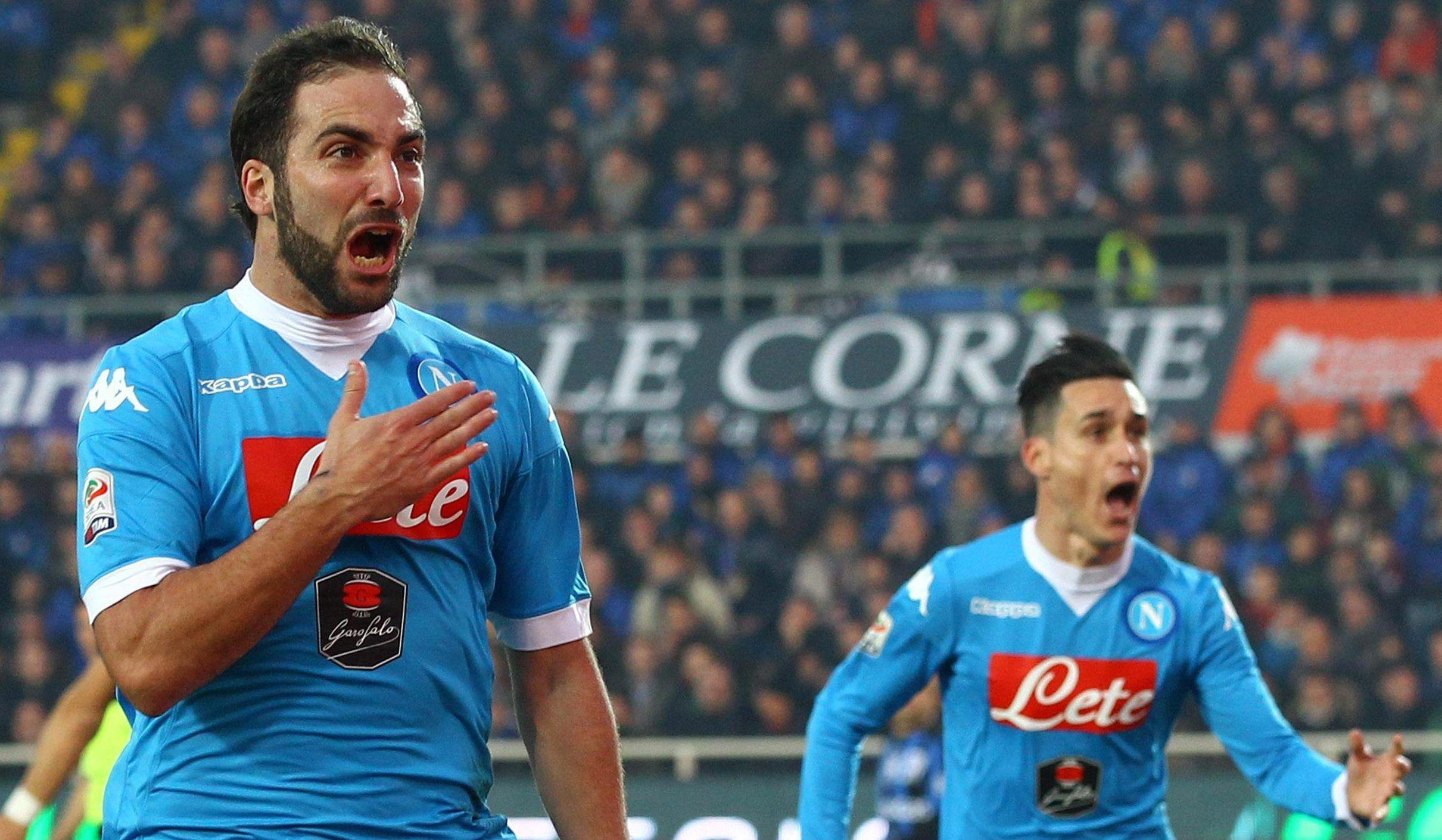 ¿Quién lo frena? Gonzalo Higuaín no para de hacer goles en Italia