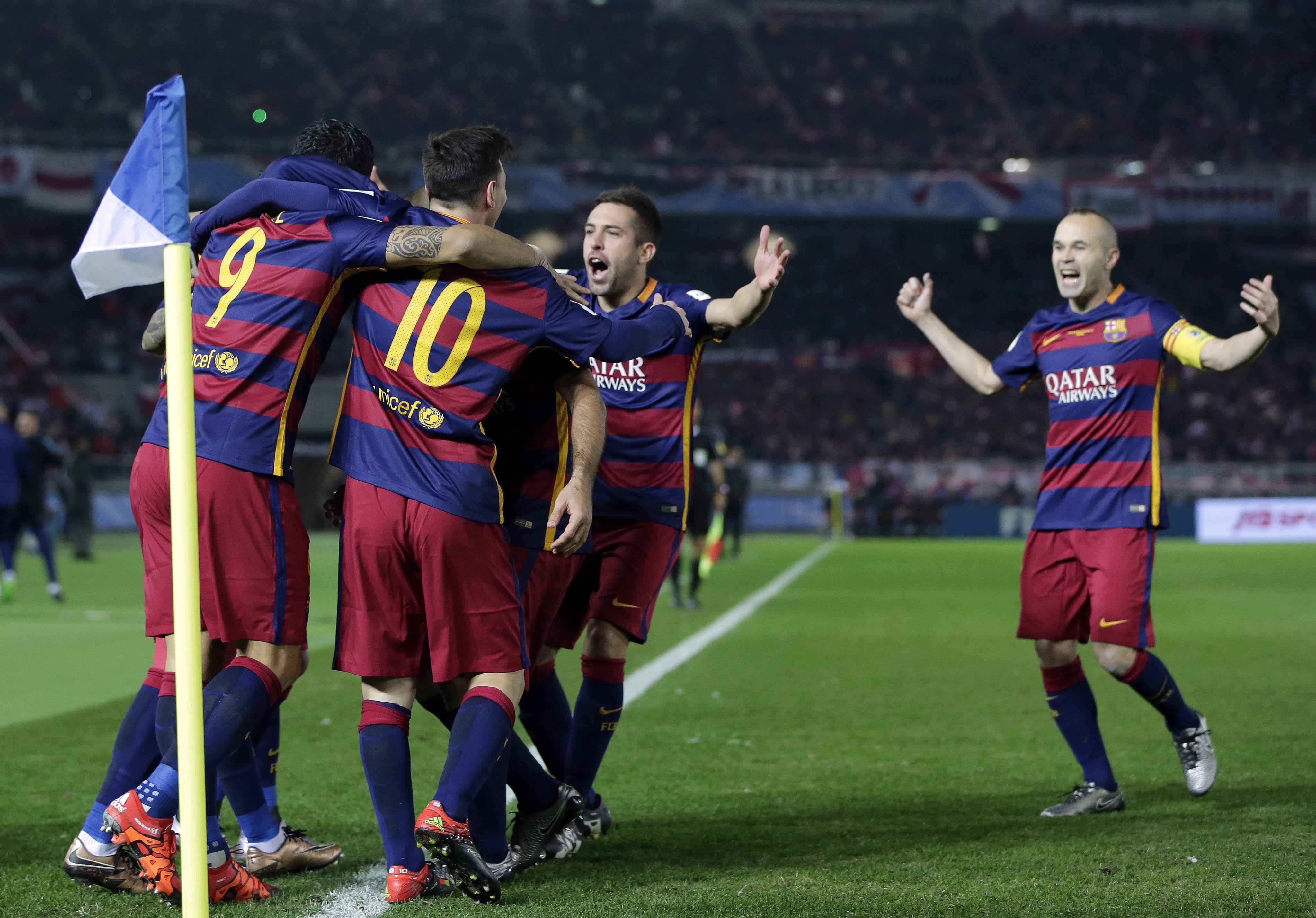 Tras vencer a River, Barcelona se convirtió en el equipo más ganador del mundo