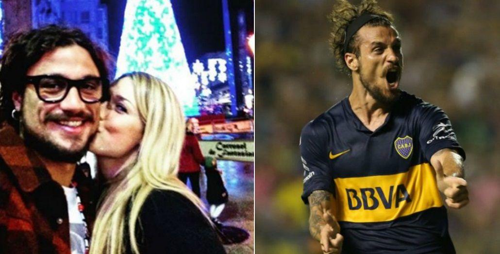 Daniel Osvaldo se despide de Portugal y define si vivirá en Argentina con su novia italiana