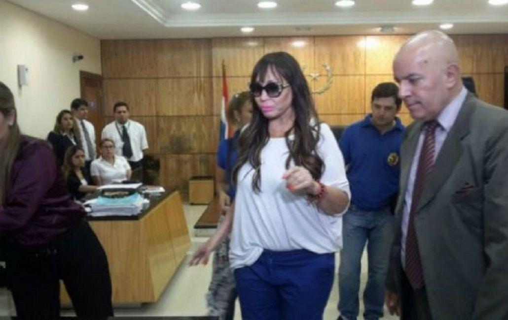 Moria Casán abandonará El Buen Pastor este miércoles, pero no puede salir de Paraguay