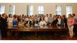 El bloque de diputados del FPV reclamó a Macri que convoque a extraordinarias