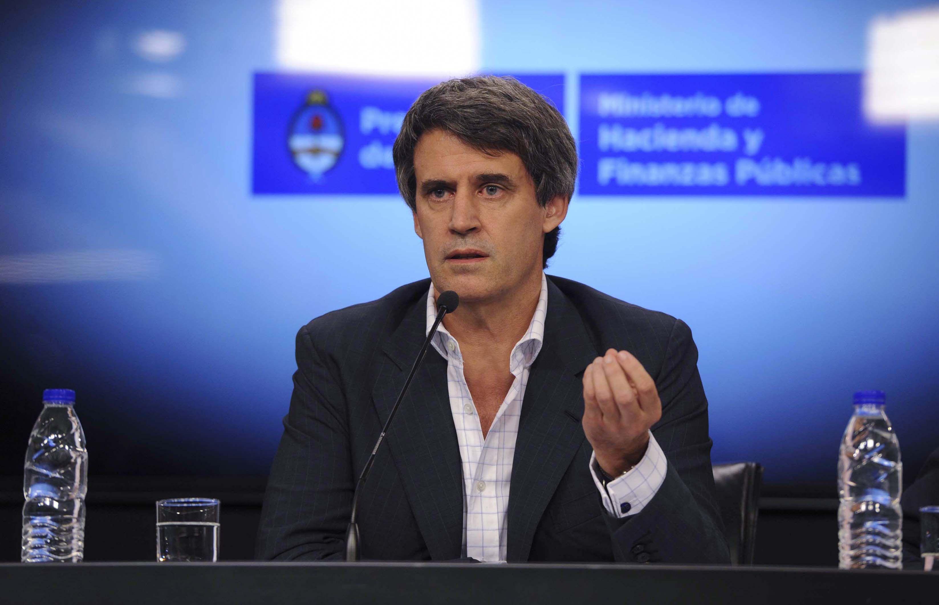 Prat Gay y Peña se reunieron con directivos de la Asociación Empresaria Argentina