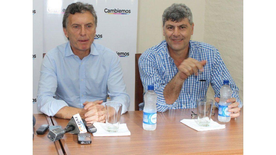 Macri visita Curuzú Cuatiá y se reúne con productores de cítricos y arroz