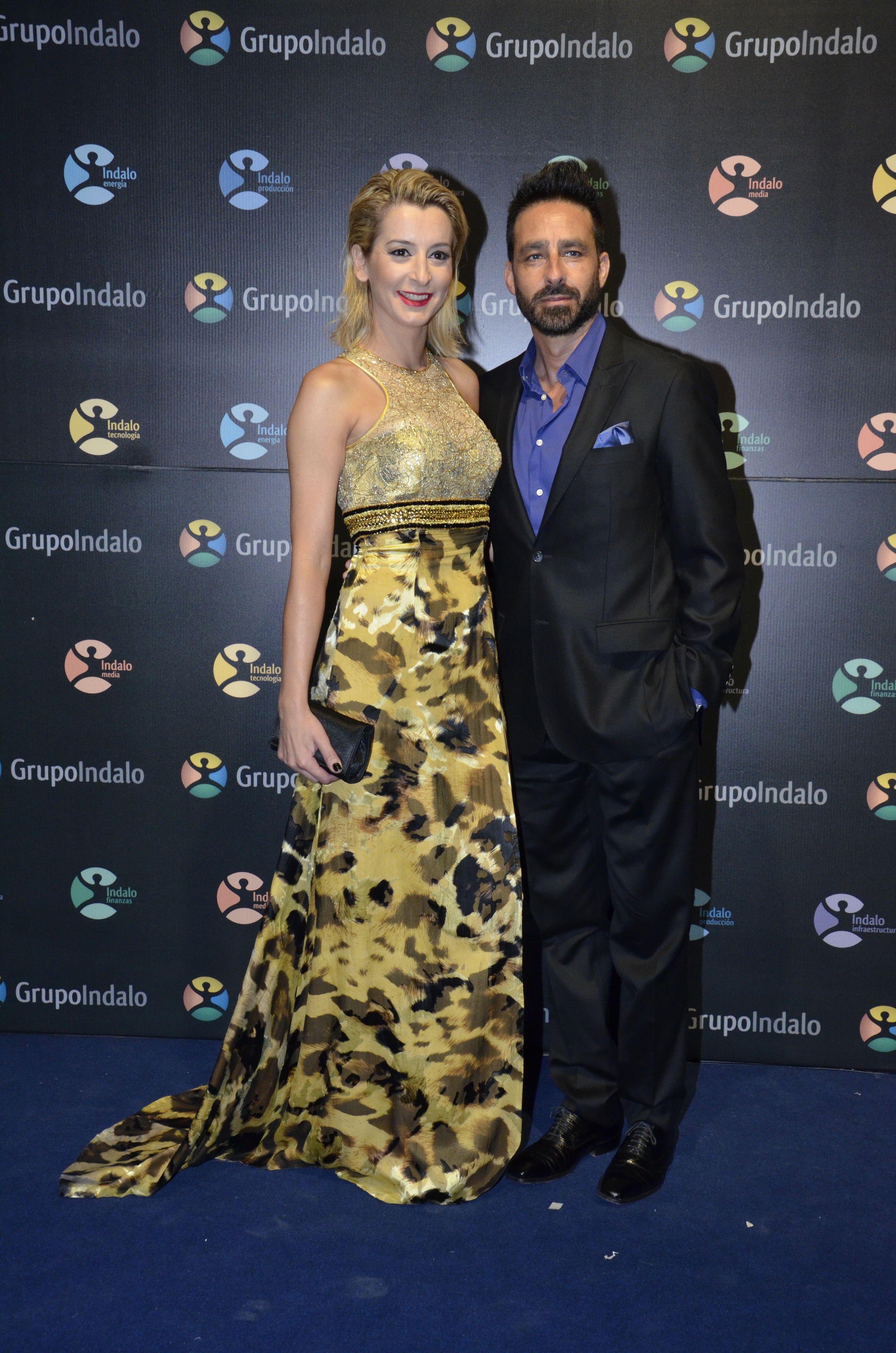 Mariela Fernández y Pablo Bicker
