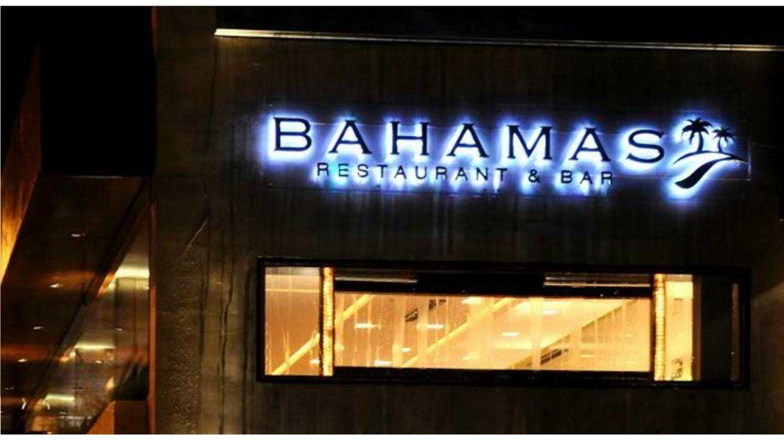 Cierra Bahamas, otro clásico de la gastronomía porteña