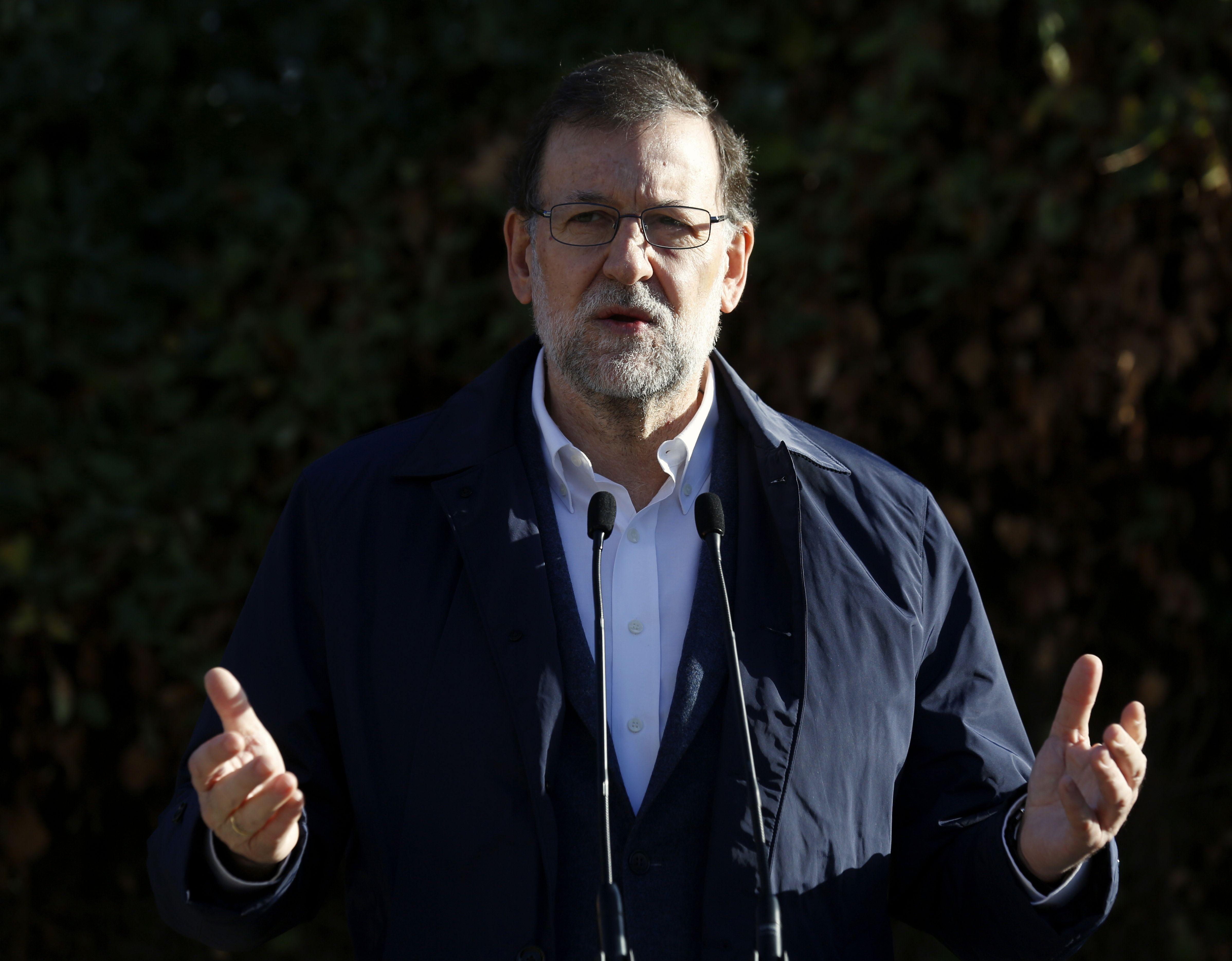El partido de Rajoy venció en España, pero no le alcanza para gobernar