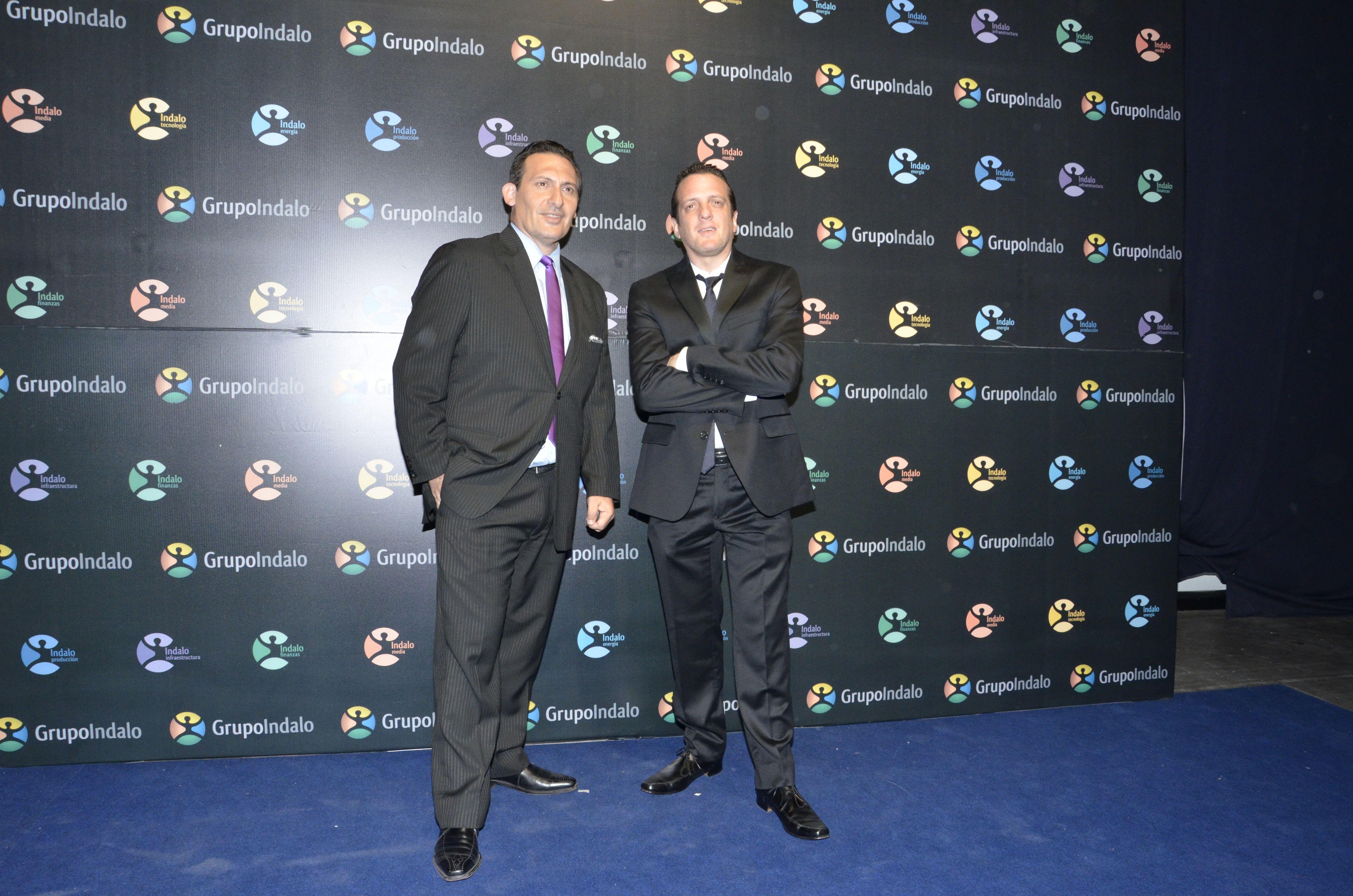 Paulo Kablan y Mauro Szeta