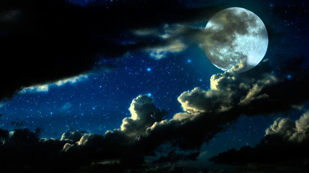 La Navidad tendrá luna llena y un asteroide que pasará cerca de la Tierra