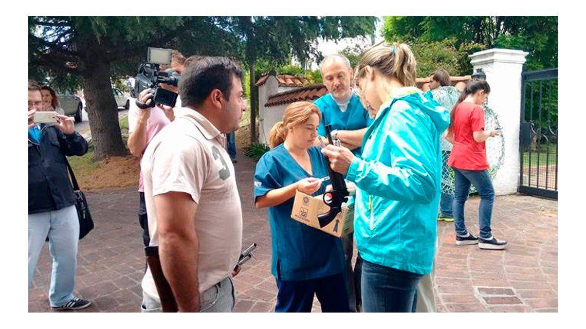 Pánico en Bahía Blanca por un puma que anda suelto en las calles