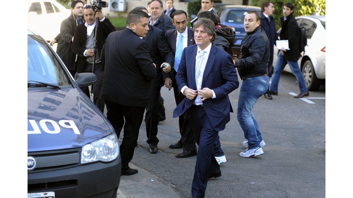 A un paso de elevar a juicio a Boudou, el juez citó a Echegaray a indagatoria