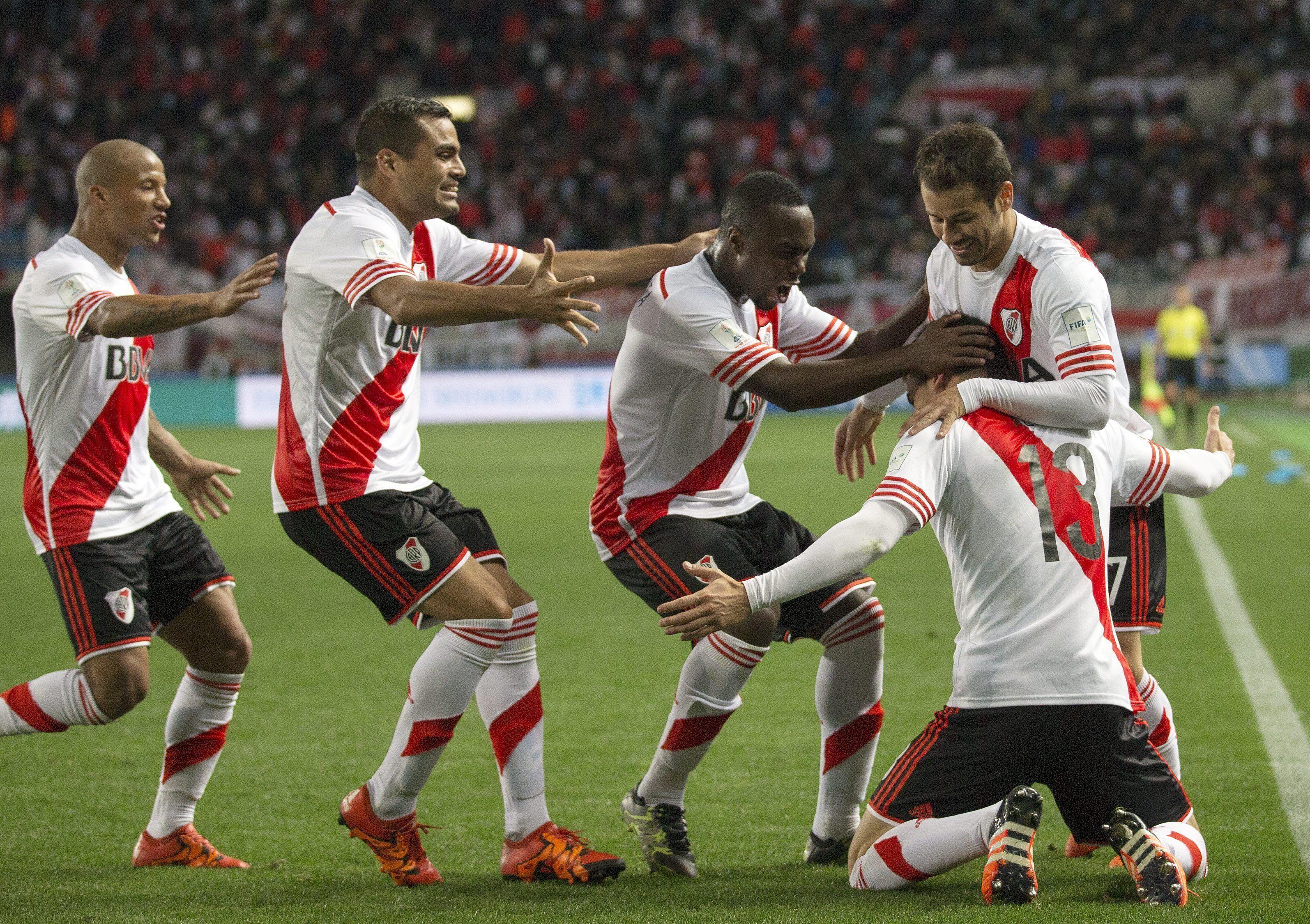 Salió el ranking de clubes: River, el mejor equipo argentino