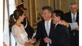 Macri expone con un llamado a sostener el comercio con Europa y la Alianza del Pacífico