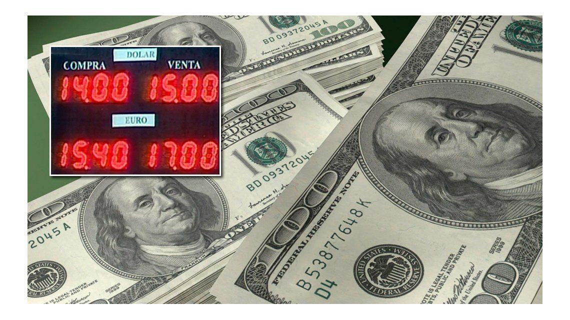Fin del cepo: casi sin operaciones, el dólar abrió en $15 pero cerró a $13,95