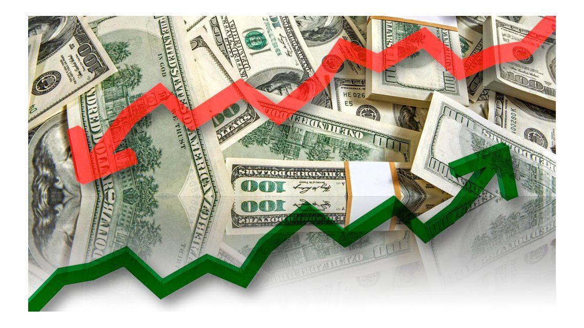 El dólar perforó el piso de los $14 por menor demanda de importadores