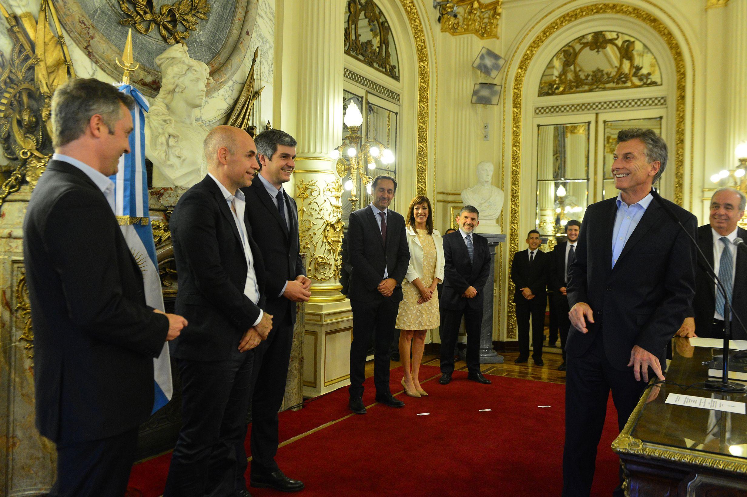 Asumieron Greco, Pompeo y Bertol como subsecretarios del Poder Ejecutivo