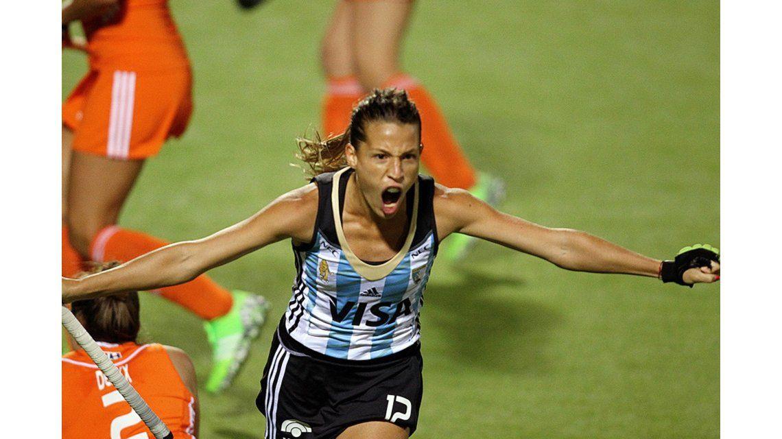 Delfina Merino, nominada como mejor jugadora del año