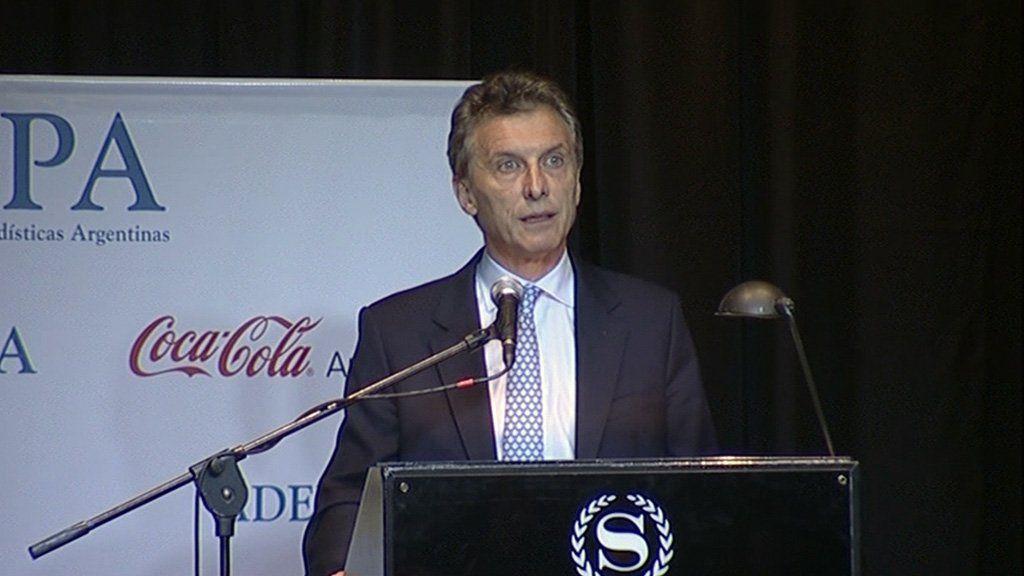 Macri compartirá un almuerzo con el equipo del Gabinete Económico
