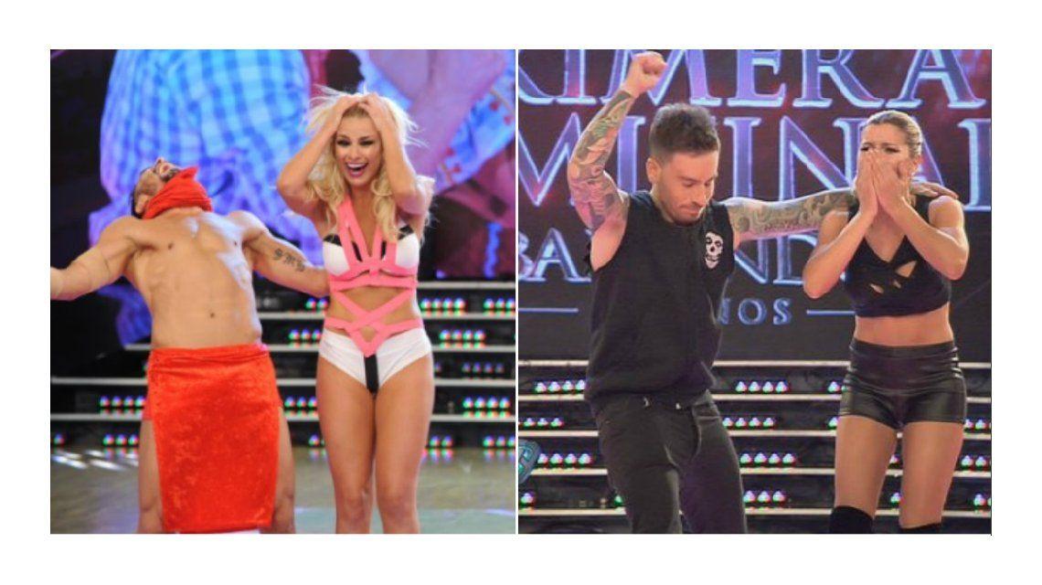 Ailén Bechara vs Federico Bal, la gran final del Bailando