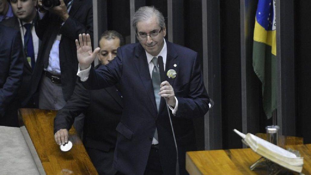 Allanaron la casa del presidente de la Cámara de Diputados de Brasil