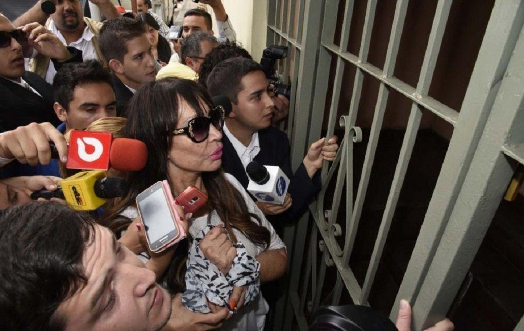 Moria reconoció ante la Justicia de Paraguay que es adicta a la cocaína