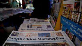 Alibaba compra el diario South China Morning Post por US$265 millones